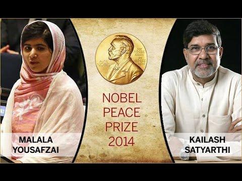Nobel Peace Prize Winners 2014 Kailash Satyarthi | Th...