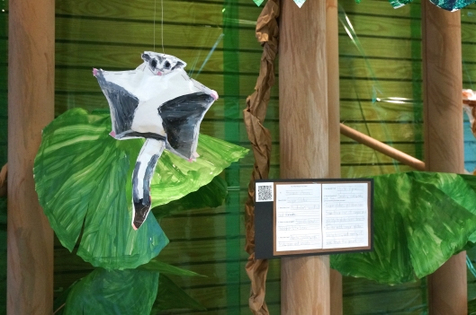 Room 17 Biome - Flying Squirrel
