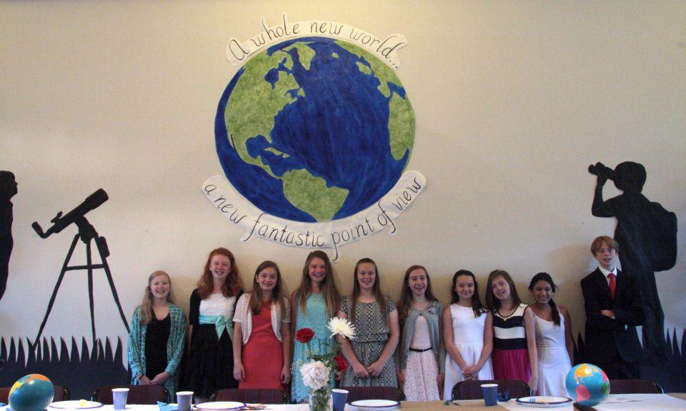WMS class of 2015