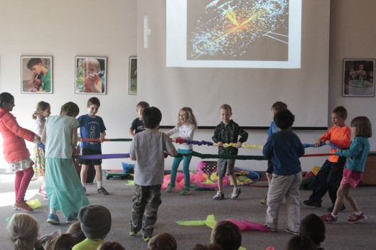 Great Lesson with Arts Integration